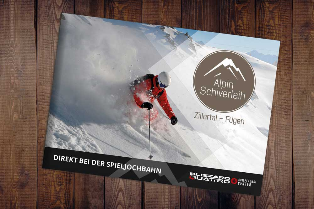 Imagebroschuere Tirol