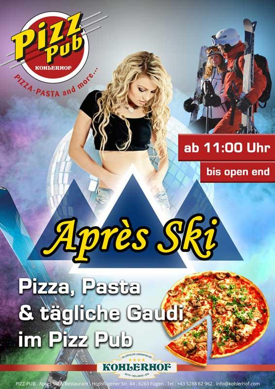 Eventplakat Tirol
