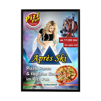 Pizz Pub Plakat